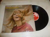 RAYMOND LEFEVRE - Raymond Lefevre & His Orchestra - 1967 UK 12-track Vinyl LP