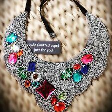 Hand Made Beats Necklace / Perlen Kette - XXL Kette Neu! Dawanda