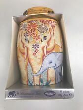 WILLIAMSON TEA ELEPHANT CADDY 40 KENYAN HIGHGROWN TEA BAGS (MOTHER & CHILD) 2017