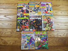Game Pro Video Game Magazines - Lot of 8 ~ TMNT 1991
