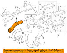 New Genuine Mercedes-Benz Air Intake Hose 2740900900 OEM