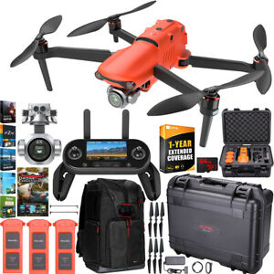 Autel EVO 2 Pro II Drone Quadcopter 6K Rugged Combo Extra Battery Ext. Warranty