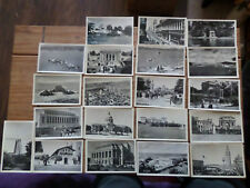 San Francisco 20 postcards J.C BARDELL 1936 in pack 20 different unused cards