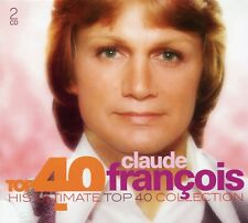 Claude François : His Ultimate Top 40 Collection (2 CD)