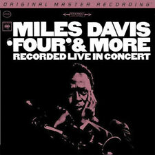 Miles Davis Four & More Recorded Live In Concert Numbered Limited Edition Hybrid