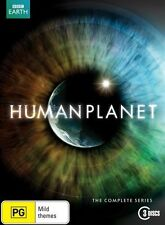 Human Planet (DVD, 2011, 3-Disc Set) R4 New, ExRetail Stock (D165)
