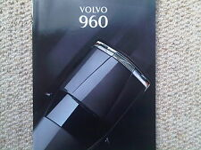 Volvo 960 Brochure 1993