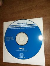 Dell Application Disc for Reinstalling Cyberlink PowerDVD 5.3 R8719 Rev. A00