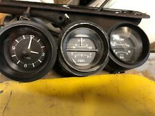 Datsun 260z Gauges