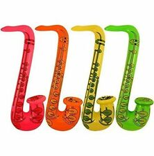 Inflatable Saxophone Multicoloured 4