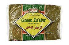 Ziyad Green Za'atar (Zaatar) Thyme 16 Oz 1pc Free Shipping