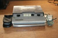 Rare Vintage AIWA TP-50R Reel To Reel Tape Player / Recorder As-IS