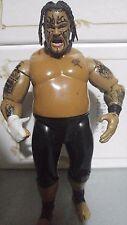WWE Samoan savaga Umaga Jakks Pacific Wrestling Personaggio 2005