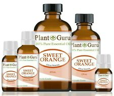 Sweet Orange Essential Oil 100% Pure Natural Therapeutic Grade Citrus Sinensis