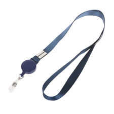 Retractable Lanyard Neck Strap Badge Holder Credit Card ID Holders Name Card New