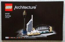 Lego Architecture Bauanleitung für Sidney 21032 Neu
