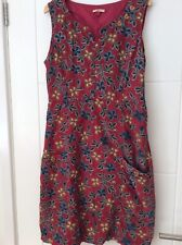 New lined dress - by Joe Browns  fit 8/10 - Beautiful & soft.