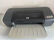 HP Deskjet 9650 Large Format Inkjet Printer TESTED With Power Supply