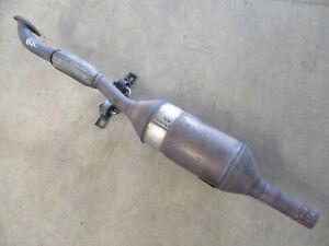 HJS Cityfilter Dieselpartikelfilter VW Golf 4 Bora 1.9 TDI DPF G-Kat KBA 17037