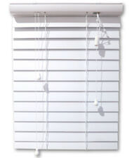 PVC Smart Privacy Blind 50mm (Embossed)