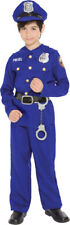 Morris Costumes Police Officer Boys Small 4-6. MR144139