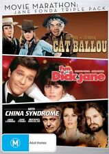 Jane Fonda Triple Pack: Cat Ballou / Fun With Dick and Jane / The China Syndrome