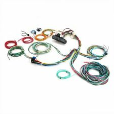 Ultimate 15 Fuse 12v Conversion wiring harness 38 1938 Ford Phaeton rat