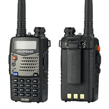 BAOFENG UV-5RA+Walkie Talkie 136-74 / 400-520MHZ Dual Band U/V Radio Handheld EN