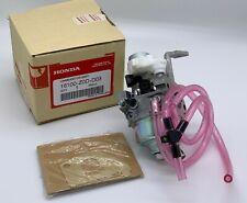 GENUINE HONDA CARBURETOR 16100-Z0D-D03 Carb INCLUDES 16221-ZG0-801 GASKET