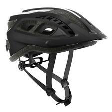 Scott - Supra - MTB / Urban Bicycle Bike Helmet - Matte BLACK - One Size 54-61cm