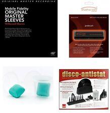 Mcru Vinilo Kit De Supervivencia | Keep Your Vinilo limpia | Knosti MCR | Mofi Mangas