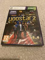 😍 jeu xbox 360 / one pal fr neuf blister yoostar 2 in the movie kinect camera
