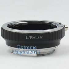 LR-LM for Leica R Mount Lens to Leica L/M M9 M8 M7 M6 M5 TECHART LM-EA7 Adapter