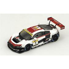 AUDI R8 LMS N.1 3rd MACAU GP GT CUP 2014 E.MORTARA 1:43 Spark Model Auto Competi