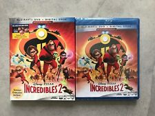 The Incredibles 2 (Blu-ray + DVD + Digital, Bilingual)