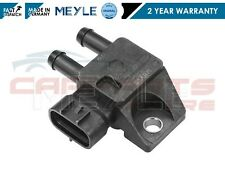 FOR TOYOTA AURIS LAND CRUISER VERSO MEYLE GERMANY DPF EXHAUST PRESSURE SENSOR