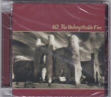 U2 - The Unforgettable Fire (CD Classic Rock Album) Makes A Great Christmas Gift