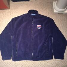 Springfield Falcons AHL Defunct Minor League Hockey Fleece Jacket Mens XL