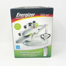 Energizer Power And Play Dual Charging System For Microsoft Xbox 360 Controllers