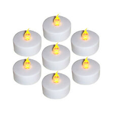 LED Candle Lights Tea Light Flickering with Replaceable Battery - 24 Piece set