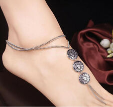 Newly 1Pc Barefoot Sandal Beach Anklet Foot Chain Ankle Bracelet Jewelry Gifts