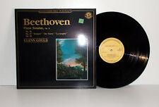 Glenn Gould - Beethoven, Piano Sonatas Op. 31 CBS MP39547 1983 LP NM