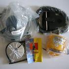 Israel Gas Mask Protective Hood Kit w/ Blower Filter & drink tube, 2011 UNUSED