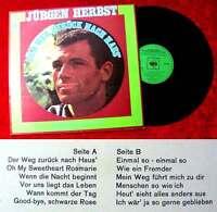 LP Jürgen Herbst: Der Weg zurück nach Haus (CBS S 52 686) D
