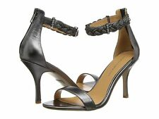 Badgley Mischka Hawthorne Ankle Strap Sandals 8.5M $225
