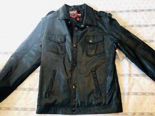 No Retreat - Faux Leather Stylish Jacket - Medium - New