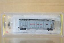 BACHMANN 73368 SHIPPER 8 CAR LINE 3 BAY HOPPER CAR WAGON MINT BOXED np