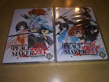 Brand-New Peace Maker Volume 6 & 7 Prelude to Battle, Decision (DVD, 2-Disc)
