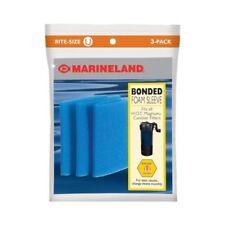 Marineland Rite-Size U Bonded Foam Sleeve for HOT Magnum Filter 3-Pack