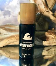 *AMBERGRIS by ALYSSA ASHLEY HOUBIGANT*  *2 FL OZ  SPRAY MIST* *VINTAGE & RARE*